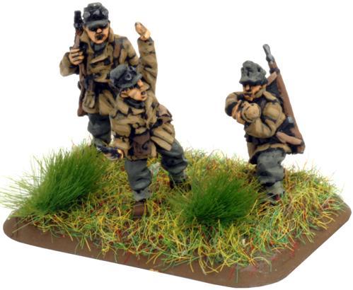 Flames of War - German: Gebirgsj�ger Pioneer Platoon