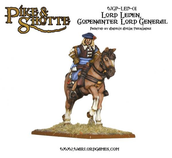 28mm Pike & Shotte: Lord Leven