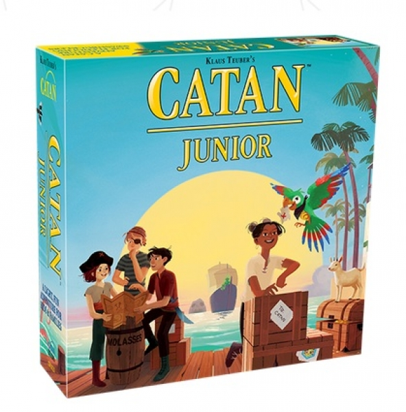 Catan Junior (TableTop Reviewed)