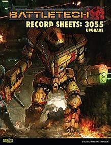 Classic BattleTech: Record Sheets 3055 Upgrade
