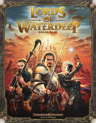Lords of Waterdeep: Core Game