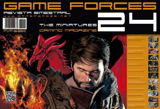 Game Forces Magazine Issue 24