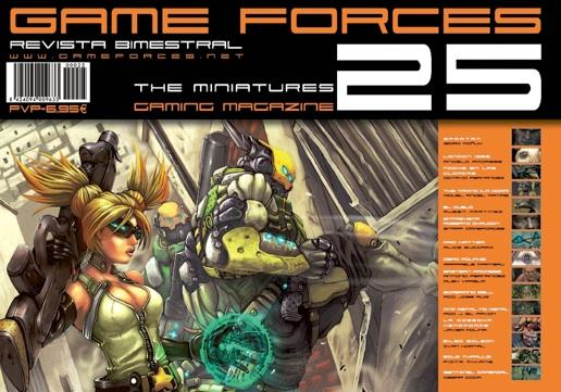 Game Forces Magazine Issue 25