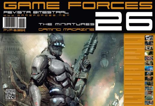 Game Forces Magazine Issue 26
