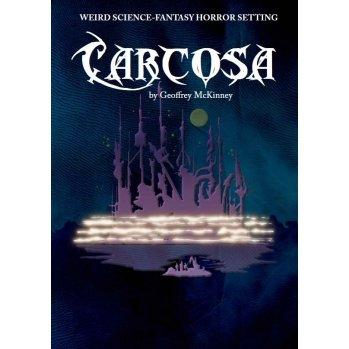 Lamentations of the Flame Princess: Carcosa (HC)