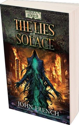 Arkham Horror: The Lies of Solace [Novel]