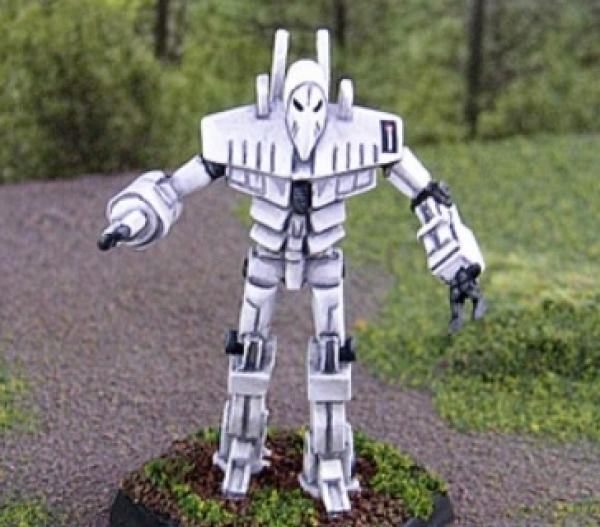 BattleTech Miniatures: Yao Lien Mech (TRO 3085)