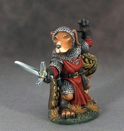 Critter Kingdoms: Guy Of Gisborne, Hound Warrior