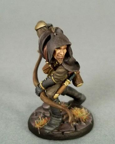 Visions In Fantasy: Male Thief/Ranger w/Bow