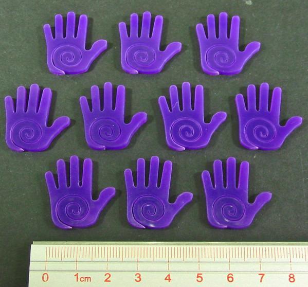 Mystic Hand Tokens