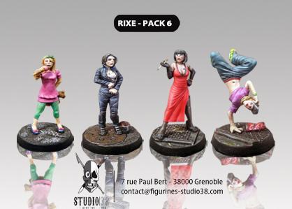 Rixe: Pack 6