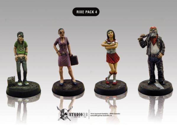 Rixe: Pack 4