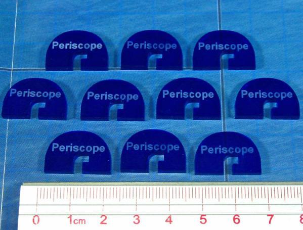 Periscope Depth Tokens