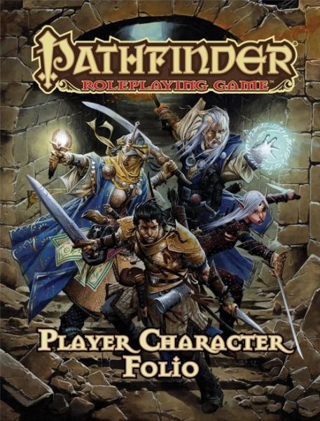 Pathfinder RPG: Player Character Folio