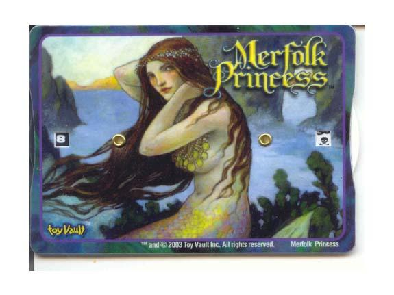 Merfolk Princess Life Counter (CCG Life Counter)