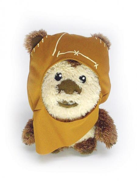 Star Wars - Super Deformed Plush: Wicket