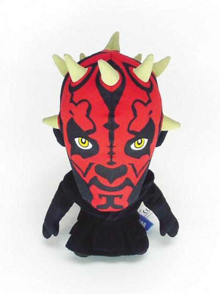 Star Wars - Super Deformed Plush: Darth Maul