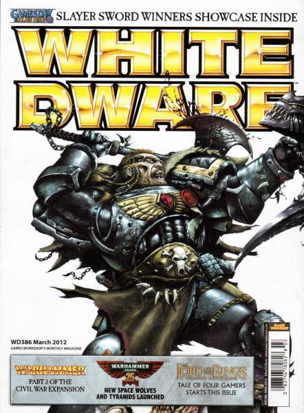 White Dwarf #386 [MAR 2012]