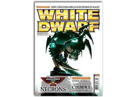 White Dwarf #388 [MAY 2012]
