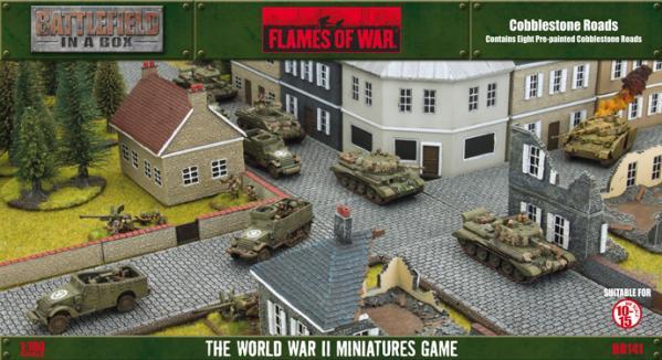 Battlefield in a Box: Cobblestone Roads