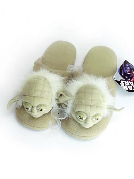 Star Wars - Slippers: Yoda (Small)