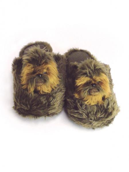 Star Wars - Slippers: Chewbacca (Large)