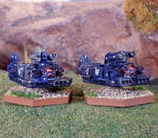BattleTech Miniatures: Eldingar Hover Sled (TRO 3085)