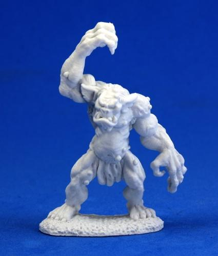Dark Heaven Bones: Cave Troll