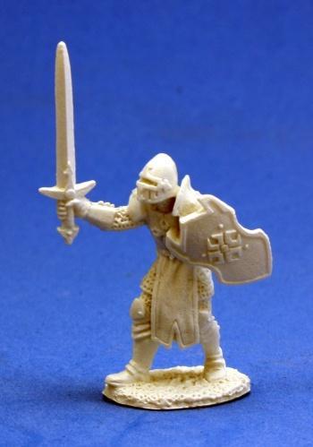 Dark Heaven Bones: Male Human Warrior