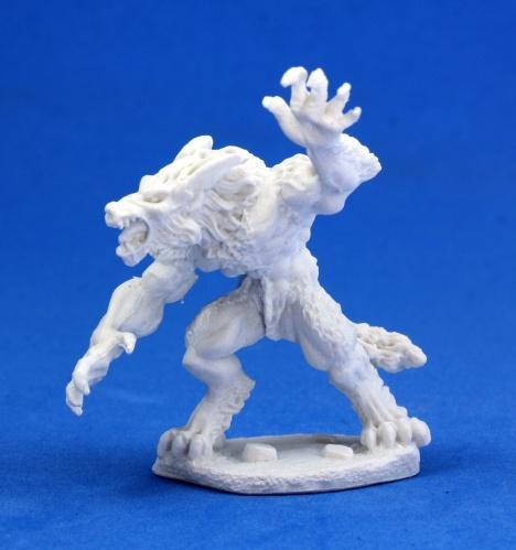 Dark Heaven Bones: Werewolf