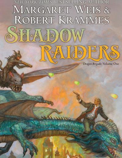 Dragon Brigade: Shadow Raiders [Novel]