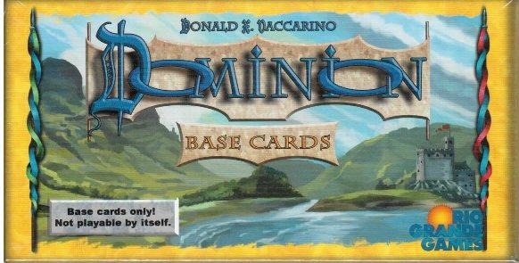 Dominion Expansion: Base Cards