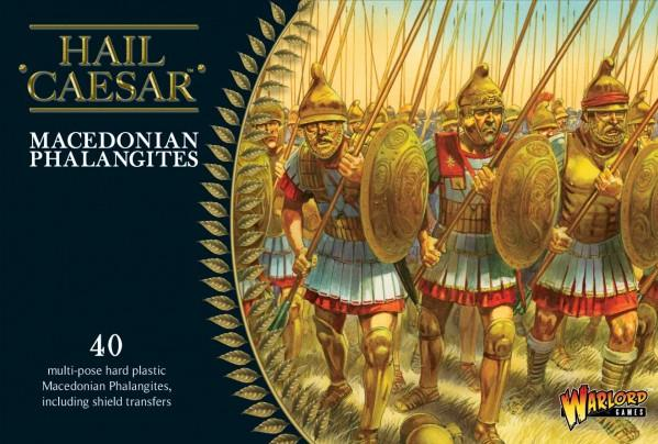 28mm Ancients - Hail Caesar: Macedonian Phalangites (40)