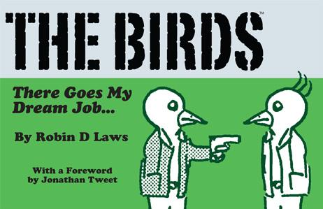 Robin Law�s The Birds: Vol. 2