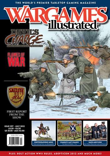 Wargames Illustrated Magazine #297