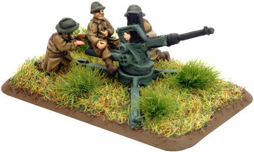 Flames of War - 20mm mle 1939 AA gun
