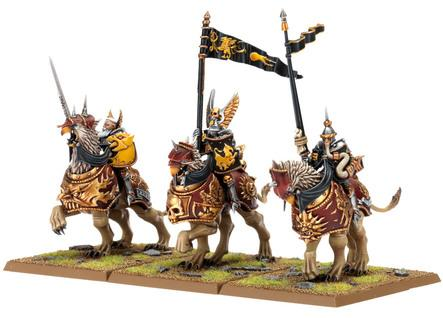 Age of Sigmar: Demigryph Knights