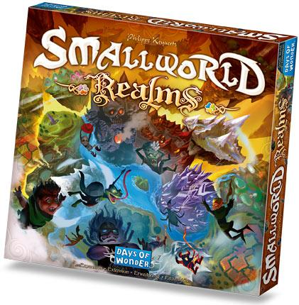Small World Expansion: Realms Expansion