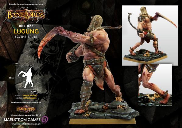 Darklands: Lugung, Scythe-Brute