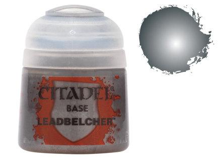 Citadel Base Paints: Leadbelcher