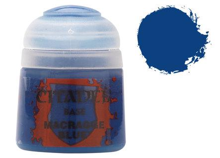 Citadel Base Paints:  Macragge Blueshade