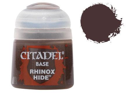 Citadel Base Paints: Rhinox Hide