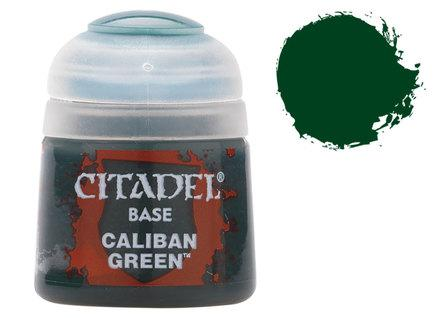 Citadel Base Paints: Caliban Green