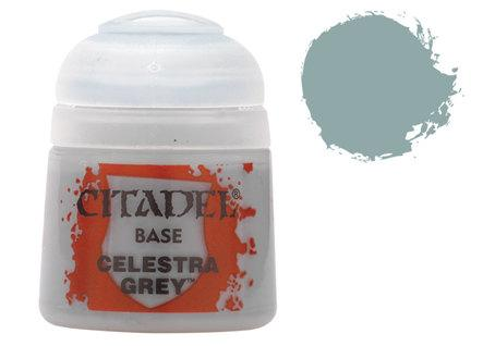 Citadel Base Paints: Celestra Grey
