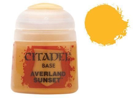 Citadel Base Paints: Averland Sunset