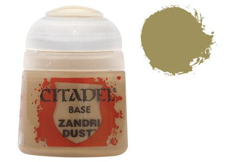 Citadel Base Paints: Zandri Dust