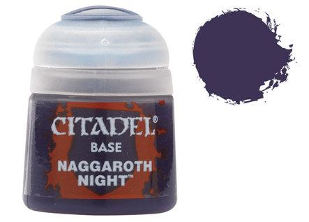 Citadel Base Paints: Naggaroth Nightshade
