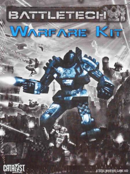 Classic BattleTech: Battletech Warfare Kit