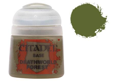 Citadel Base Paints: Deathworld Forest
