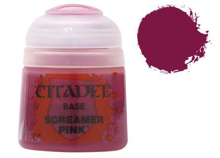 Citadel Base Paints: Screamer Pink